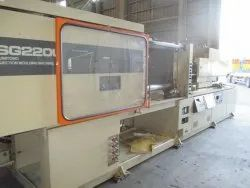 Three Phase Used Injection Moulding Machine SUMITOMO 220 ton, For Industrial