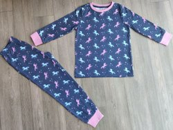 Mixed Unisex Kids Boys & Girls Pyjama Sets, Knitted Pajama, Pajama Sets, Size: 2 To 8 Years