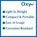 Oxykit Portable Medical Oxygen Cylinders (675 Liters)