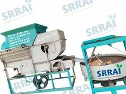 Mini Peanut Shelling Plant SRRAI