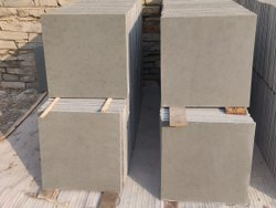 Grey Kota Blue Limestone, For Flooring, Slab