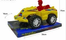 Plastic Super Racing Toy Car