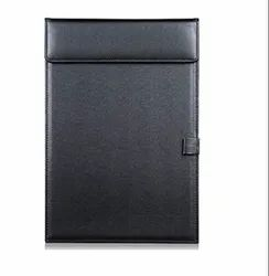 Ultra Smooth PU Leather Clipboard Business Meeting Magnetic Writing Pad