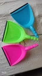 Big Plastic Dustpan, Dustpan With Stripe