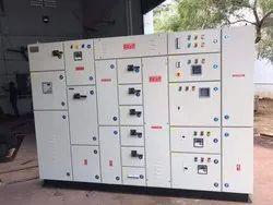 RRA Mane Panel MCC (Motor Control Center) Panels, For Motor Controlling, 415 V