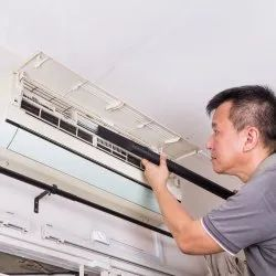 Copper Air Conditioning Annual Maintenance Contracting Services, in PAN India, Capacity: 1TR to 10000TR