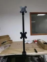 Table Top Vertical Monitor TV Stand