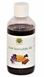 Vagbhata Herbs Herbal Kesh Samruddhi Oil (200ml) - Hairfall, Dandruff, Liquid