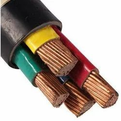 Metrocab 4 Core Copper Armoured Cable