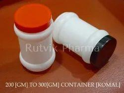 200-300 gm Container with 73 mm Design Cap