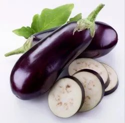 A Grade Purple Fresh Brinjal, Gunny Bag, 10 Kg