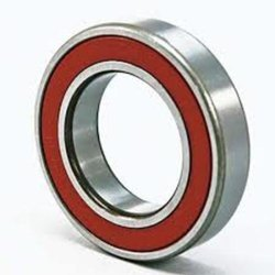 Chrome Steel Single Row NACHI 6007-2NSE9 Deep Groove Ball Bearing, For Automotive Industry
