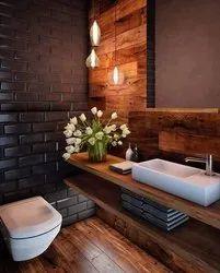Bathroom Interior Work