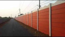 RCC Readymade Colored Compound Wall