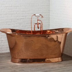 Copper And Brass Bathtubs