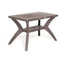 20 Kg Brown Plastic Center Table