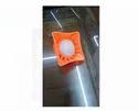 Plastic nozzle handmade