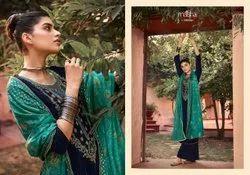 Maisha Swaragini Georgette Designer Salwar Suit Catalog