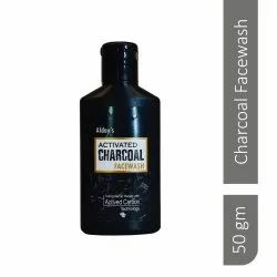 Black Charcoal Facewash, Age Group: Adults, Packaging Type: Plastic Bottle