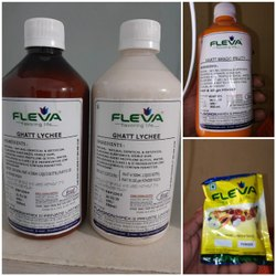 Fruit Juice Flavors ( Fleva Company)