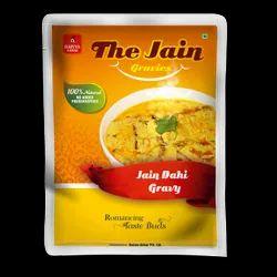 The Jain Dahi Gravy