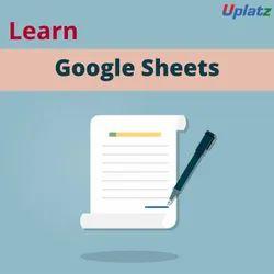 Google Sheets Course