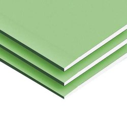 Moisture Resistant Gypsum Board, Thickness: 12.5 Mm