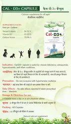CAL D3+ CAPSULE