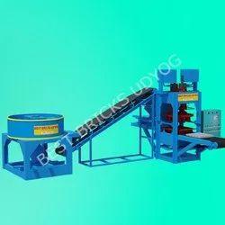 15 Cavity Automatic Fly Ash Bricks Making Machine