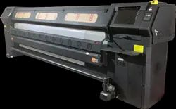 F9 Solvent Flex Printing Machine