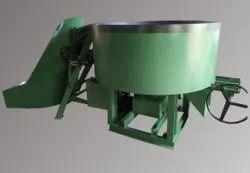 Hopper Pan Mixer Machine