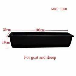 Goat Feeder 100x30x18