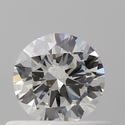 0.40ct Round Brilliant I IF GIA Certified Natural Diamond