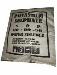 Potassium Sulphate, For Agriculture, Fertilizer, Grade Standard: Bio-Tech Grade