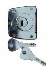 Stainelss Steel Multipurpose Door Lock, Chrome