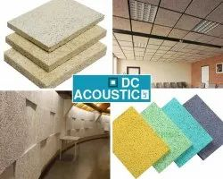 Soundproofing Wood Wool Borad