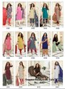 Ladies Readymade Plazo Suit