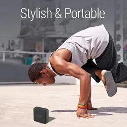 Toreto BASH-336, 5W Portable Wireless Bluetooth Speaker with Mic (TOR-336, Black)