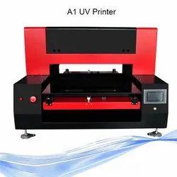 6090 UV LED Flatbed Tabletop Printer