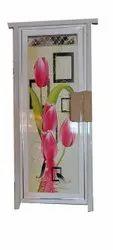 Glossy Designer Interior PVC Door, For Home