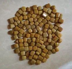 Yellow Agate Tumbles