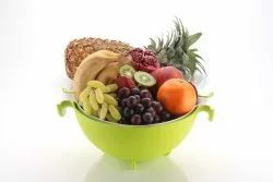 Handle Double Layer Bowl