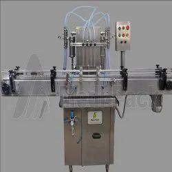 Coconut Oil Filling Machine