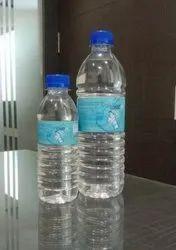 lassoart PET 1 Liter Mineral Water Bottle, Use For Storage: Juice, Size: 1000 Ml