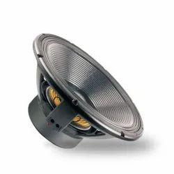 2000 Watt Black Benson Acoustics 15 inch Power Woofer, 8 Ohm, Model Name/Number: B18-DM2000