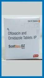 Ofloxacin Ornidazole    200 mg 500 mg