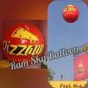 Pizza Up Sky Balloon