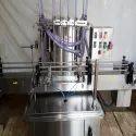 Mosquito Liquid Filling Machine