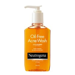 Neutrogena Oil Free Acne Face Wash, Gel, Packaging Size: 175 Ml