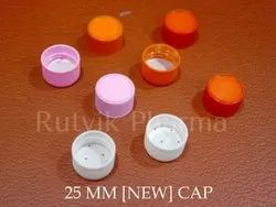 25mm Dry Syrup Cap